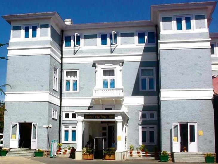 हिमाचल प्रदेश विधानसभा भवन। - Dainik Bhaskar