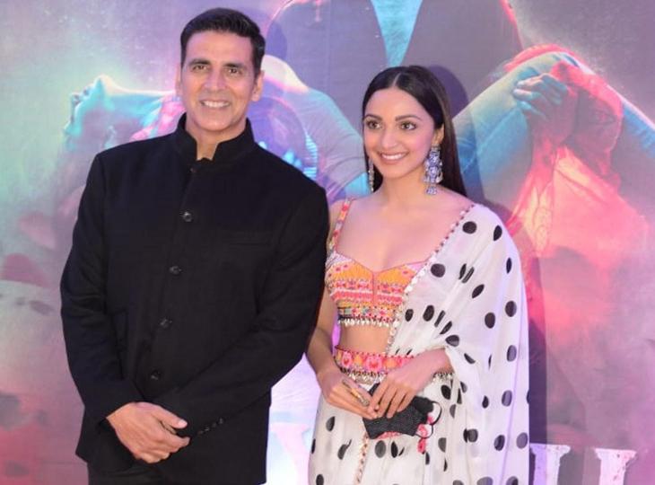 ट्रोलर्स ने कहा, अक्षय कुमार के साथ फिल्म में मत करो काम, कियारा आडवाणी ने दिया करारा जवाब|बॉलीवुड,Bollywood - Dainik Bhaskar