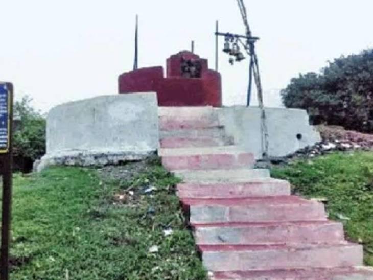 भगवान बुद्ध के ननिहाल पहुंचने में लोगों को करनी पड़ती है मशक्कत, खराब सड़के सफर को बनाती हैं मुश्किल महराजगंज,Maharajganj - Dainik Bhaskar