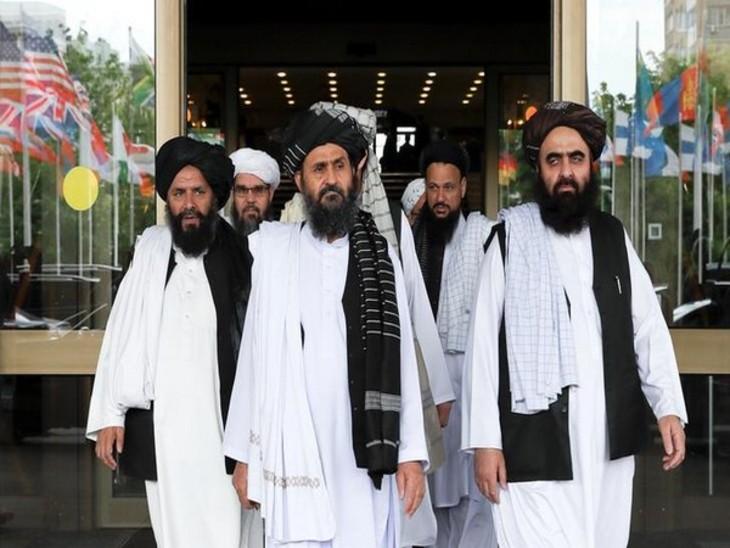 अमेरिका और तालिबान के बीच एक समझौता हुआ था, जिसके मुताबिक 31 अगस्त तक तालिबान पूर्ण सरकार नहीं बना सकता, इसलिए अंतरिम सरकार बनाई गई है। -फाइल फोटो