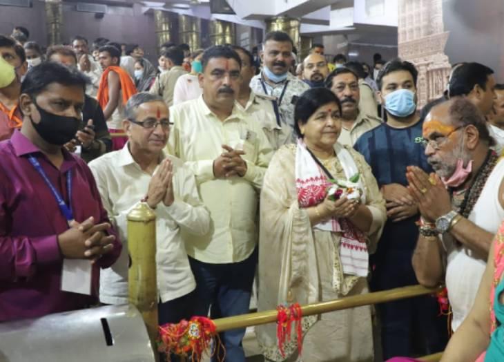 धर्मस्व मंत्री उषा ठाकुर नेशिवराज सिंह से की बात,देश विरोधी बख्शे नहीं जाएंगे, होगी कठोर कार्रवाई उज्जैन,Ujjain - Dainik Bhaskar