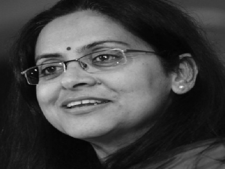 रुक्मिणी बनर्जी, 'प्रथम' एजुकेशन फाउंडेशन से संबद्ध - Dainik Bhaskar
