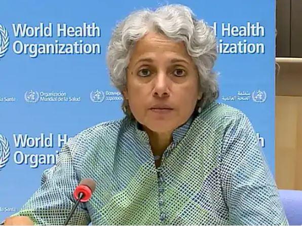 WHO की चीफ साइंटिस्ट डॉ. सौम्या स्वामीनाथन (फाइल) - Dainik Bhaskar