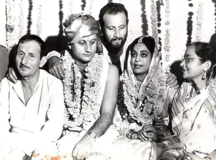 अनुपम खेर और किरण खेर की शादी को हुए 36 साल, दोनों ने पहली शादी तोड़ने के बाद की थी एक-दूसरे से शादी|बॉलीवुड,Bollywood - Dainik Bhaskar