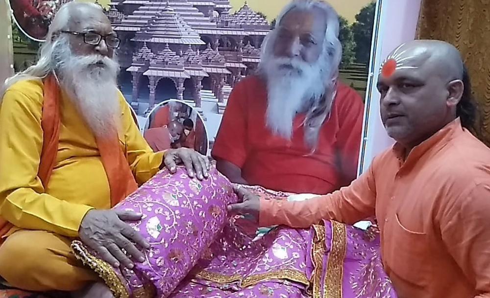 29 अगस्त को रामनाथ कोविंद अयोध्या आएंगे, रामलला के करेंगे दर्शन, मुख्य पुजारी सत्येंद्र दास महामहिम कोरामचरित मानस भेंट करेंगे|अयोध्या (फैजाबाद),Ayodhya (Faizabad) - Dainik Bhaskar