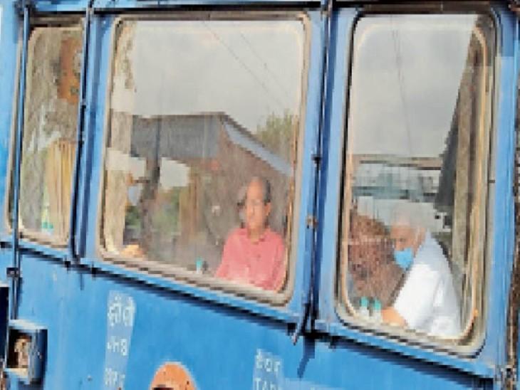 आस टूटी... भिंड-इटावा ट्रैक पर फिलहाल कोई नई ट्रेन नहीं|भिंड,Bhind - Dainik Bhaskar
