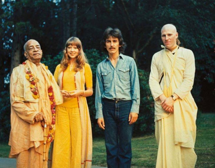 1960-70 के दशक के हॉलीवुड सितारों में भी प्रभुपाद जी का आकर्षण देखा गया। हॉलीवुड के मशहूर संगीतकार जॉर्ज हैनरी भी प्रभुपाद जी के प्रशंसकों में से एक थे।