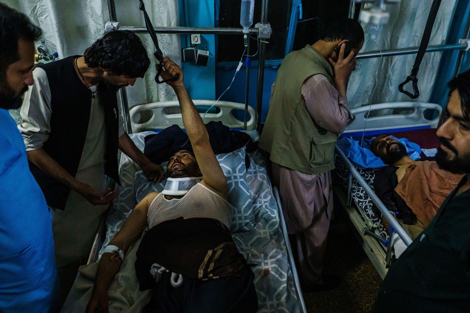 खुरासान ग्रुप ने 26 अगस्त को काबुल एयरपोर्ट पर दो आत्मघाती हमले किए थे।