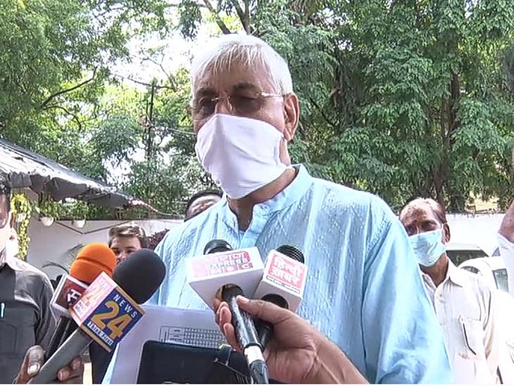 स्वास्थ्य मंत्री ने कहा- यह पार्टी के अंदर की बात थी, लेकिन बाहर भी चर्चा में आ गई, हाईकमान जल्द फैसला लेंगे रायपुर,Raipur - Dainik Bhaskar