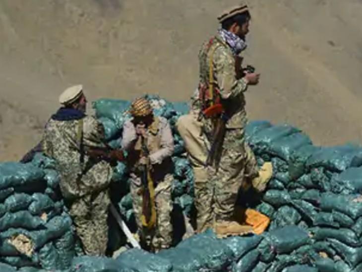 पंजशीर के पहाड़ों पर रेजिस्टेंस फोर्स ने कमान संभाल रखी है। रेजिस्टेंस फोर्स ने कहा है कि तालिबान सपने कम देखा करे, पंजशीर में घुसना उसके लिए नामुमकिन है।