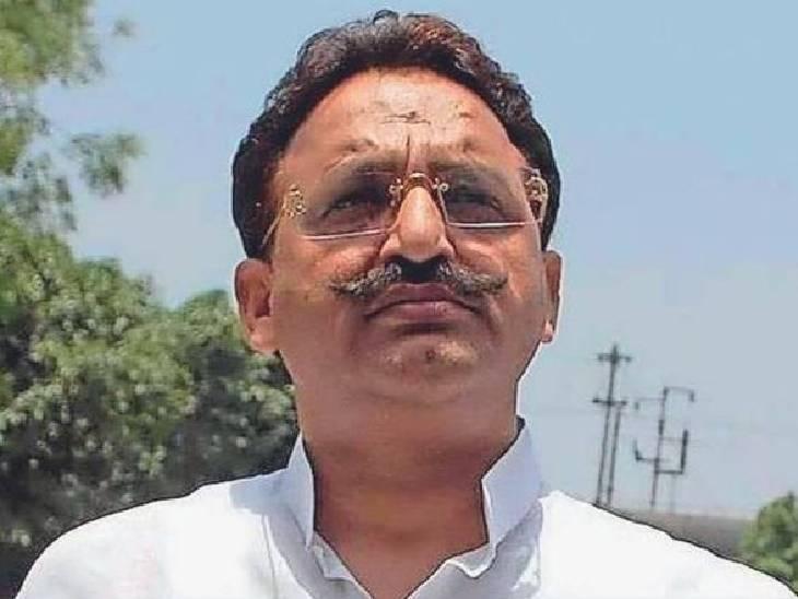 बाहुबली मुख्तार अंसारी ने अपनी पत्नी अफशा अंसारी और सालों अनवर शहजाद और शरजील रजा के नाम पर विकास कंस्ट्रक्शन कंपनी खोली है। - Dainik Bhaskar