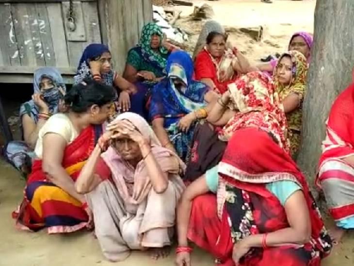 12 साल पहले हुई थी शादी, मायके पक्ष ने कहा-हत्या हुई; ससुराल वाले बोले-बुखार से गयी जान|कन्नौज,Kannauj - Dainik Bhaskar