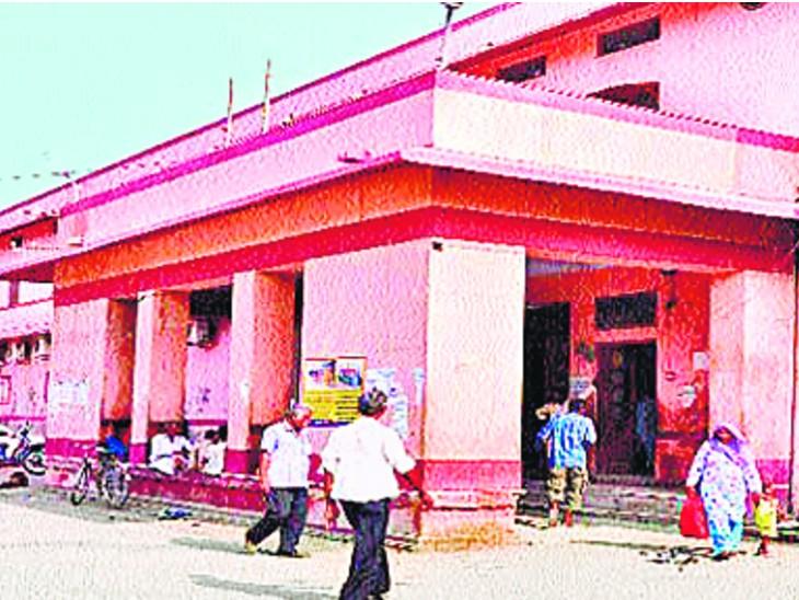 पीबीएम के बाहर चाय की दुकान करने वाले ने महिला से 800 ठगे, छेड़छाड़ की बीकानेर,Bikaner - Dainik Bhaskar
