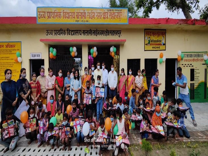 मंडलायुक्त बोले- सहारनपुर मंडल में समाज की मुख्यधारा से वंचित न रहे कोई, अधिकारियों से क्षेत्रों भ्रमण कर बच्चों को चिन्हित करने के निर्देश|सहारनपुर,Saharanpur - Dainik Bhaskar