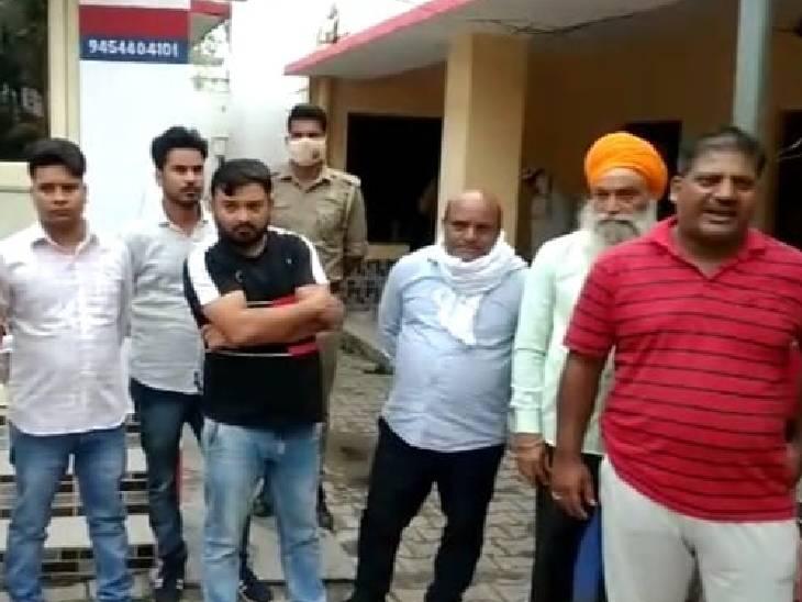 जुए के अड्डे पर छापेमारी करने गई थी पुलिस, आरोपियों ने फायरिंग की; पुलिस से साठगांठ का ऑडियो आया सामने पीलीभीत,Pilibheet - Dainik Bhaskar