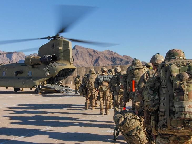 अमेरिकी सेना 9/11 के हमले के बाद साल 2001 में अफगानिस्तान में तैनात हुई थी। 20 साल बाद यह अभियान खत्म हुआ।
