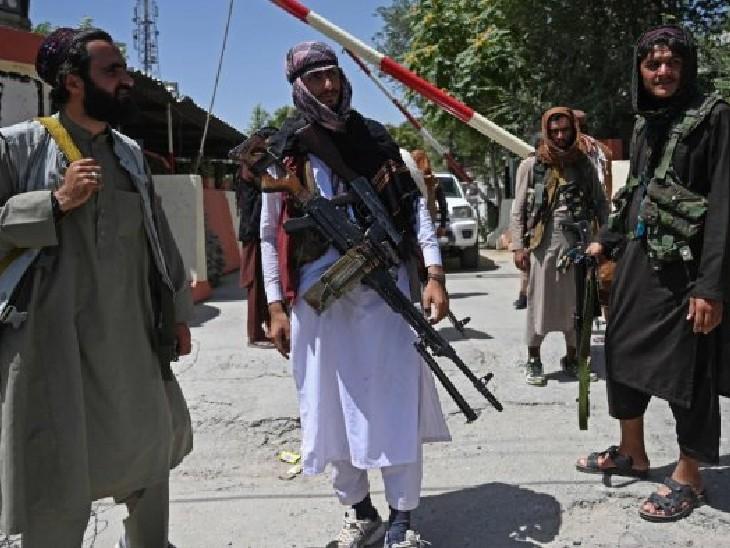 तालिबान की जीत से लश्कर और जैश के हौसले बढ़े, कश्मीर में आतंकी गतिविधियों में इजाफे की कोशिश|विदेश,International - Dainik Bhaskar