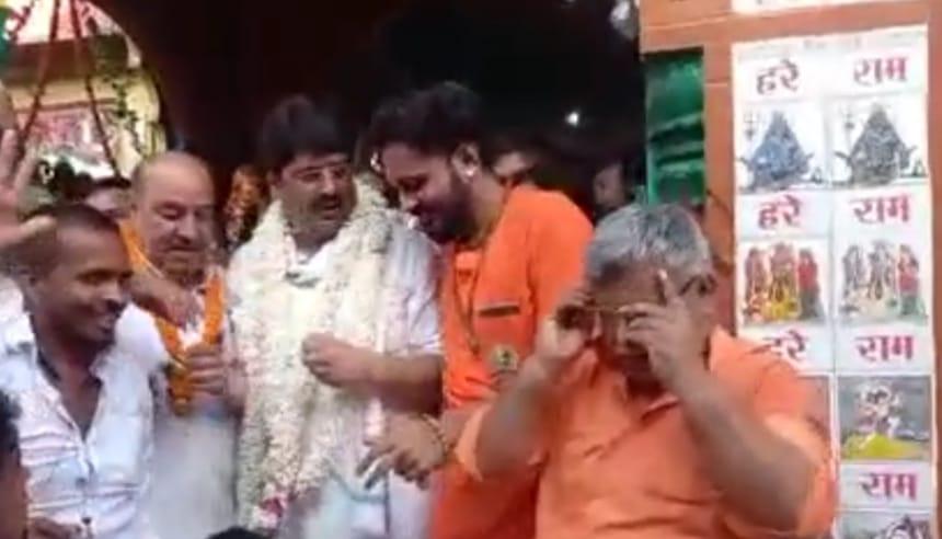 रामलला का दर्शनकर बोले योगी आदित्यनाथ के खिलाफ नहीं उतारेंगे उम्मीदवार,ओवैसी से गठबंधन का सवाल नहीं, जहां मजबूत होंगे ऐसे सौ जगहों से लड़ेंगे चुनाव|अयोध्या (फैजाबाद),Ayodhya (Faizabad) - Dainik Bhaskar