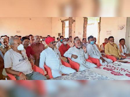 महाराजगंज में मौनिया बाबा की होगी पूजा-अर्चना, मेला लगाने पर लगी रोक|सीवान,Siwan - Dainik Bhaskar