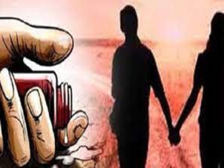 युवक की 8 साल पहले हुई थी शादी, बाद में साली से हो गया था अफेयर, परिजनों ने विरोध किया तो आत्महत्या कर ली|बरेली,Bareilly - Dainik Bhaskar