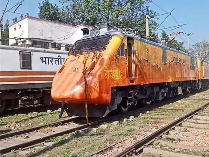 तेजस समेत 126 ट्रेनों का टाइम बदलेगा, 19 ट्रेनें निरस्त रहेंगी; 10 सितंबर से लागू होगा नया टाइम शेड्यूल, IRCTC पर देख सकेंगे पैसेंजर्स कानपुर,Kanpur - Dainik Bhaskar