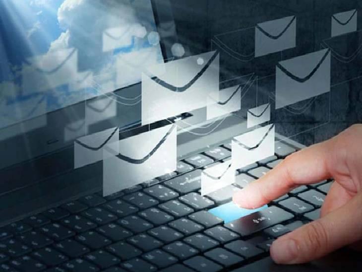 साइबर ठग ने फर्जी ई-मेल बना लोगों से मांग रहा था पैसे, हजरतगंज थाने में दर्ज हुआ मुकदमा|लखनऊ,Lucknow - Dainik Bhaskar