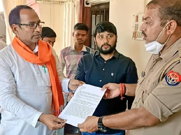 सरकार के खिलाफ बयानों से भाजपा अल्पसंख्यक मोर्चा के जिला उपाध्यक्ष आहत, बोले- देश में अस्थिरता का माहौल उत्पन्न हो गया है गाजीपुर,Ghazipur - Dainik Bhaskar