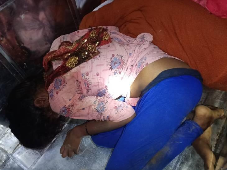 सुल्तानपुर में घर में घुसकर दलित किशोरी से रेप का प्रयास, असफल रहा तो साड़ी से गला दबाकर कर मार डाला|सुलतानपुर,Sultanpur - Dainik Bhaskar