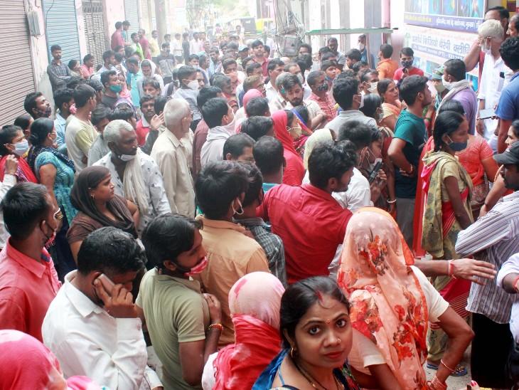 24 घंटे में 43,068 नए केस मिले, एक दिन पहले ही 30,248 मामले सामने आए थे; मंगलवार को रिकॉर्ड 1.25 करोड़ का वैक्सीनेशन हुआ|देश,National - Dainik Bhaskar