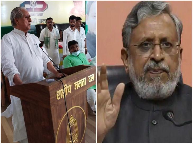 सुशील मोदी ने कहा- जगदानंद सिंह ने मानसिक संतुलन खो दिया, लालू के कुशासन ने बिहार को बनाया था अफगानिस्तान बिहार,Bihar - Dainik Bhaskar