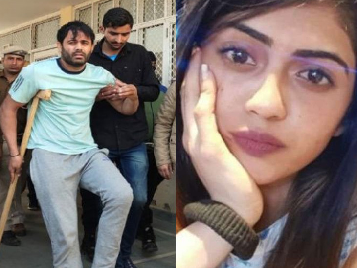 बहरोड़ कोर्ट की नाराजगी के बावजूद पुलिस गैंगस्टर को पेशी पर लेकर नहीं पहुंची; 33 में से केवल दो आरोपी ही पेश हुए अलवर,Alwar - Dainik Bhaskar