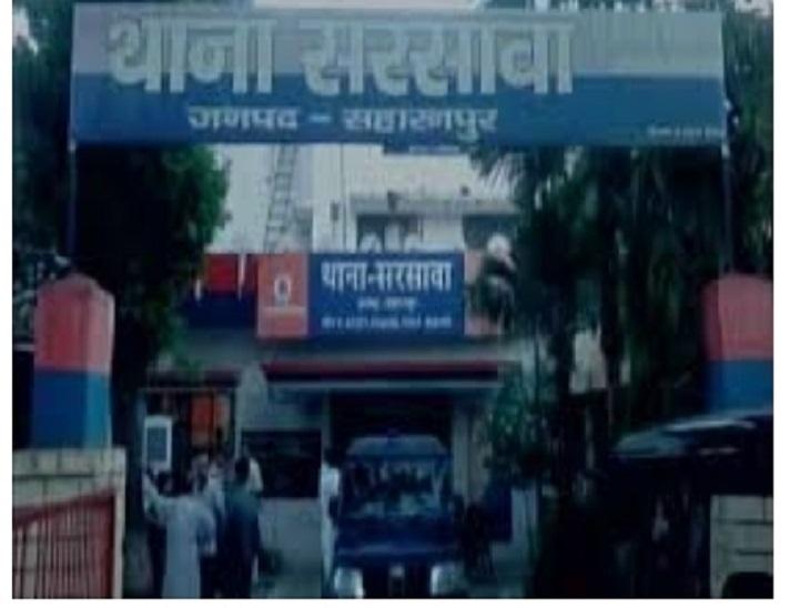 सहारनपुर-अंबाला हाईवे पर युवक को दो अज्ञात बदमाशों ने गोली मारी, फुटेज के आधार पर आरोपियों की पहचान में जुटी सरसावा पुलिस|सहारनपुर,Saharanpur - Dainik Bhaskar