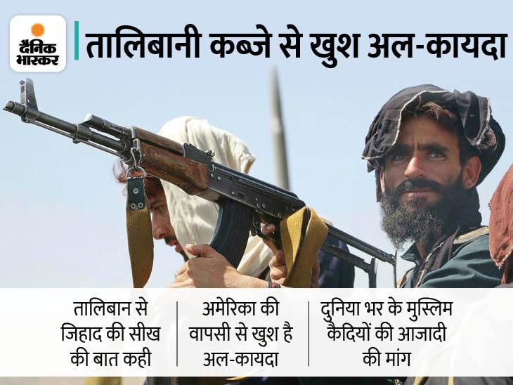 आतंकी संगठन के कश्मीर में जिहाद वाले बयान के पीछे पाकिस्तानी खुफिया एजेंसी ISI|देश,National - Dainik Bhaskar