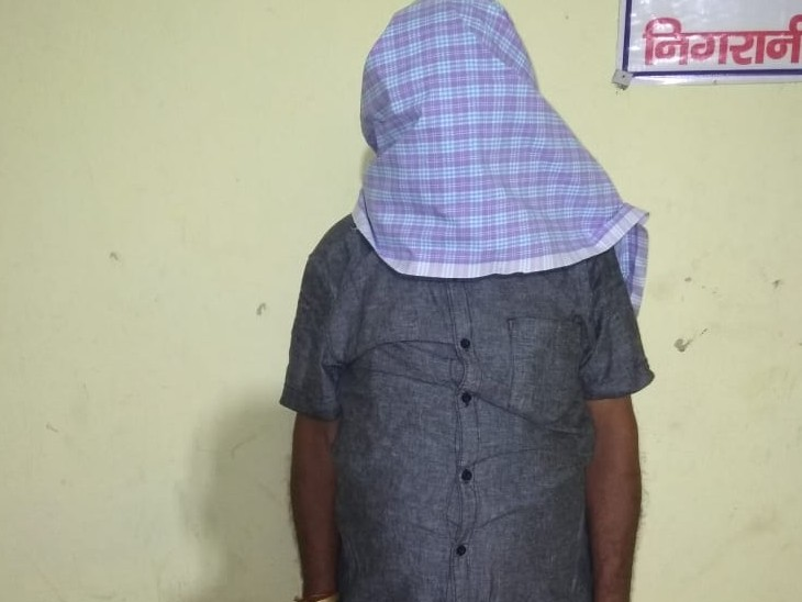 36 लाख के गबन मामले में आरोपी BAO पटना से गिरफ्तार, रोहतास पुलिस ने पकड़ा|बिहार,Bihar - Dainik Bhaskar