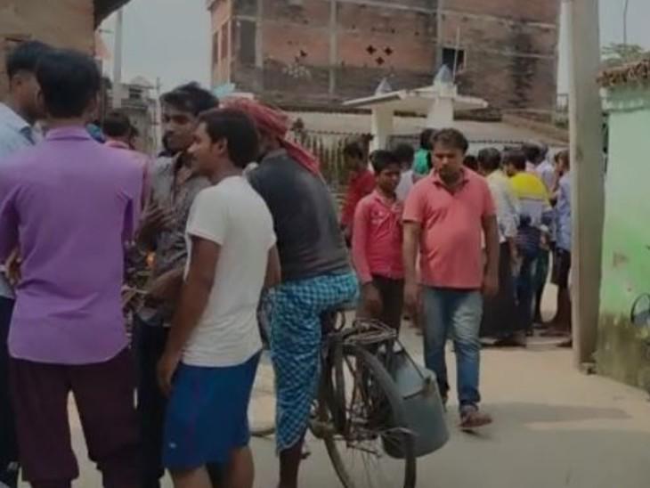 आय से अधिक संपत्ति के मामले में पटना के फ्लैट और बेतिया के पुश्तैनी घर पर EOW टीम ने दी दबिश|बिहार,Bihar - Dainik Bhaskar