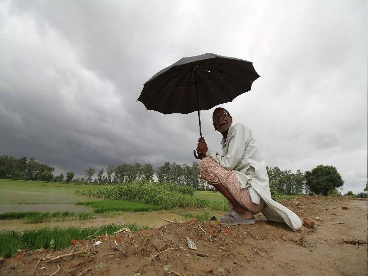 मानसून सीजन में भी बारिश नहीं होने से बढ़ रही गर्मी, हल्की बारिश से नहीं मिल रही राहत बिहार,Bihar - Dainik Bhaskar