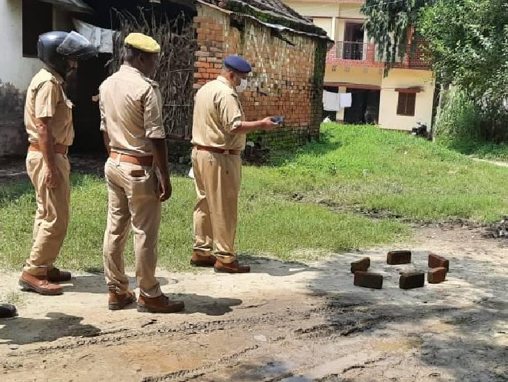 लाइसेंसी बंदूक से पड़ोसी के बेटे ने मारी थी गोली, इलाज के दौरान अस्पताल में गई जान|देवरिया,Deoria - Dainik Bhaskar