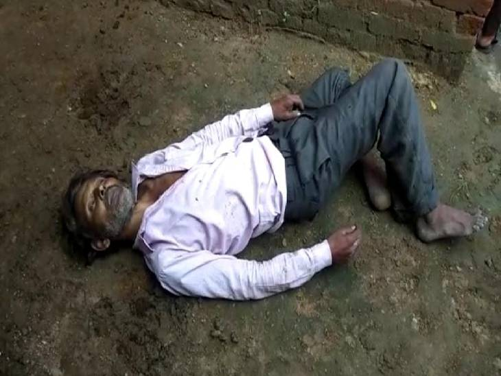 भाई के घर आने पर हुई मामले की जानकारी, शराब का आदी था मृतक, 15 साल पहले कर दी थी पत्नी की हत्या, दर्ज हैं कई मुकदमें|जालौन,Jalaun - Dainik Bhaskar