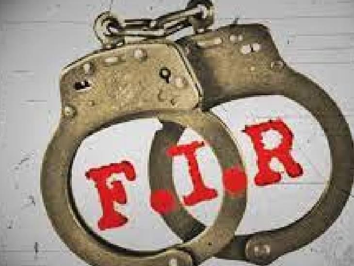 मंदिर की जमीन कब्जाने और पुजारी से मारपीट का आरोप, कोर्ट के आदेश पर दर्ज हुआ मुकदमा|बदायूं,Badaun - Dainik Bhaskar
