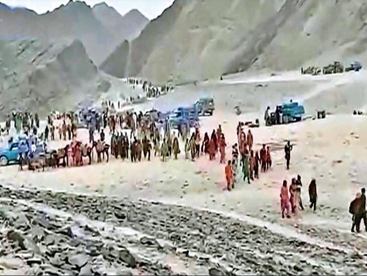 तालिबान के कब्जे से अफगानिस्तान ने अकेले भारत से गंवाए 21 हजार करोड़ रुपए, 13 परियोजनाओं पर ब्रेक|देश,National - Dainik Bhaskar