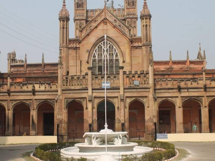 वाराणसी की यूनिवर्सिटी में आचार्य की पढ़ाई करने वालों की कमी, 2 लाख से हुए 40 हजार; दाखिले के लिए बदले गए नियम|वाराणसी,Varanasi - Dainik Bhaskar