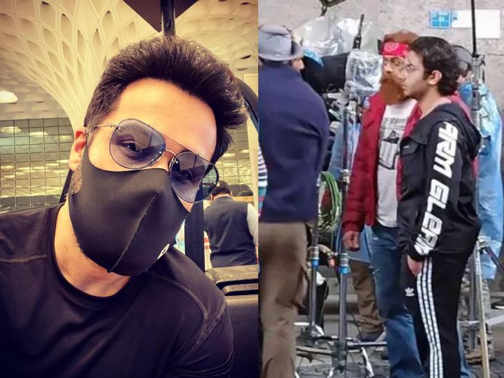 इमरान हाशमी 'टाइगर 3' की शूटिंग के लिए तुर्की हुए रवाना? सोशल मीडिया पर एयरपोर्ट से शेयर की फोटो|बॉलीवुड,Bollywood - Dainik Bhaskar