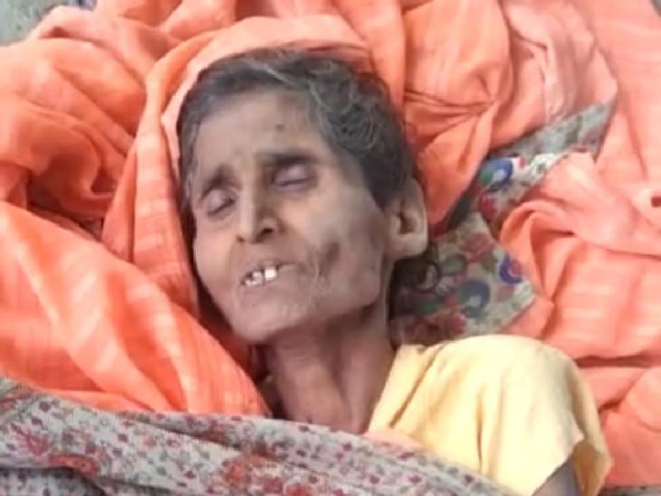 सीवान के कथौली हाई स्कूल में बुजुर्ग महिला की लावारिश हालत में लाश मिलने से सनसनी, शव की नहीं हो सकी है शिनाख्त|सीवान,Siwan - Dainik Bhaskar