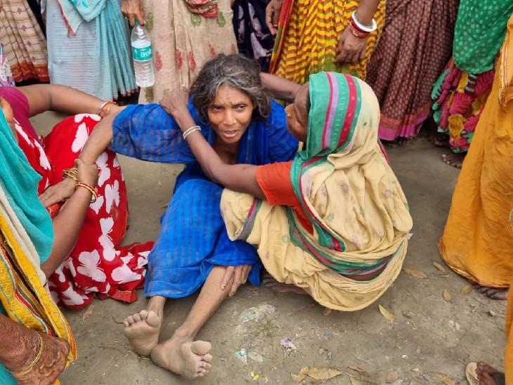 समस्तीपुर में ससुराल से युवक का शव बरामद, पत्नी को लाने गया था; ससुराल वाले घर से फरार, परिजन लगा रहे हत्या का आरोप समस्तीपुर,Samastipur - Dainik Bhaskar