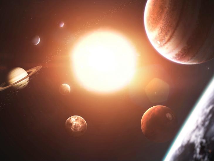 6 सितंबर को मंगल ग्रह करेगा कन्या राशि में प्रवेश और शुक्र आएगा तुला में|ज्योतिष,Jyotish - Dainik Bhaskar