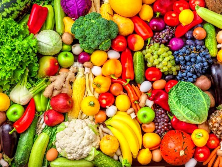 दुनिया में हर 5 में से एक मौत की वजह गलत खानपान, इसे रोकने के लिए अपनी आधी भूख फल और फल सब्जियों से मिटाएं लाइफ & साइंस,Happy Life - Dainik Bhaskar