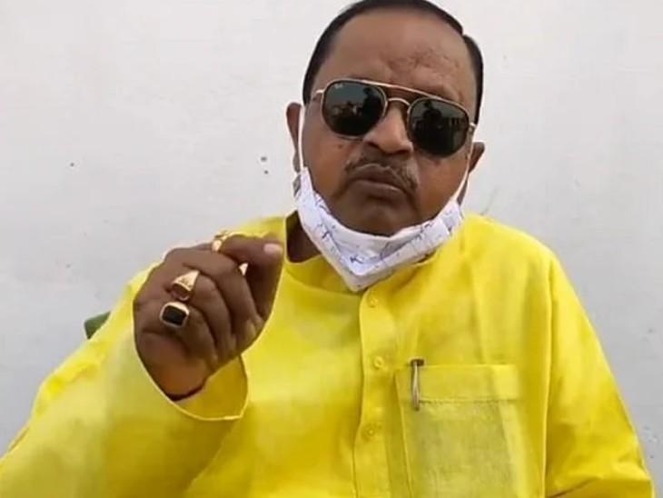 कभी अपनी सरकार गिरने की भविष्यवाणी तो कभी कहा- दबंग होना जरूरी; ठोक देने वाले बयान से चर्चित हैं गोपाल मंडल|बिहार,Bihar - Dainik Bhaskar