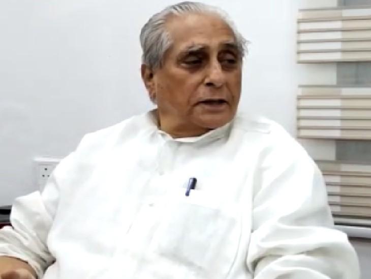 RJD प्रदेश अध्यक्ष ने पूछा- JDU-BJP के ऑफिस विस्तार के लिए सरकार ने कितनी राशि खर्च की?, चीफ सेक्रेटरी का आवास CM हाउस में कैसे मिलाया?|बिहार,Bihar - Dainik Bhaskar
