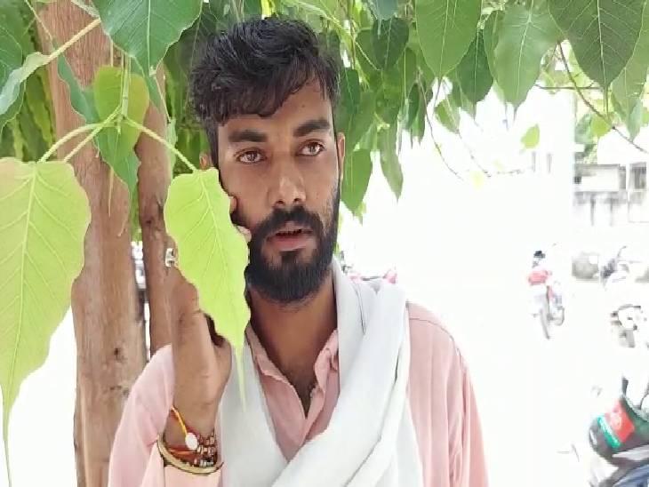 जमीनी विवाद को लेकर किया बवाल, सीसीटीवी फुटेज आने के बाद हरकत में आई पुलिस, शुरू हुई मामले की जांच हमीरपुर,Hamirpur - Dainik Bhaskar