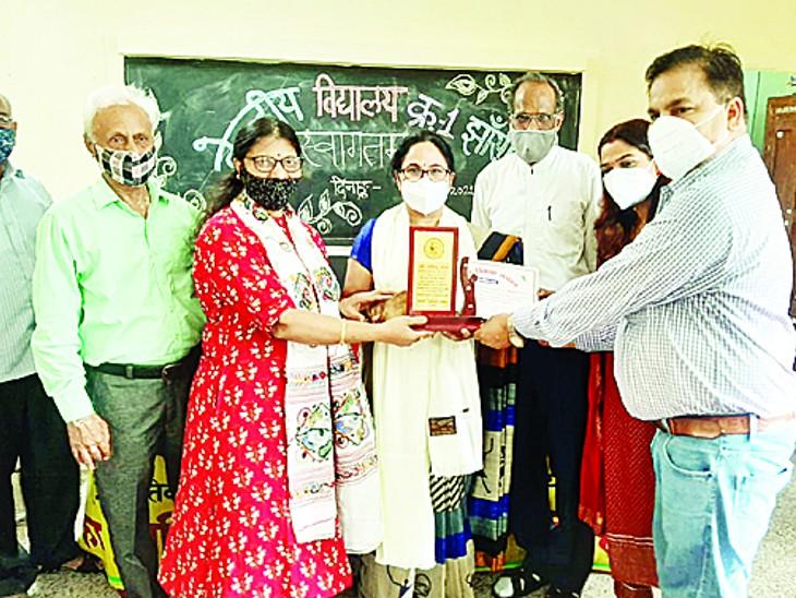 शिक्षक दिवस पर 75 उत्कृष्ट शिक्षकों को किया जाएगा सम्मानित; झांसी के बुंदेलखंड विश्वविद्यालय में होगा कार्यक्रम|झांसी,Jhansi - Dainik Bhaskar